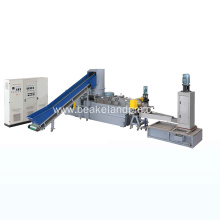 High Quality for Pe Film Single Stage Pelletizing Line Stretch,blowing film pelletizing machine line supply to Martinique Suppliers