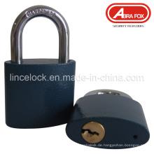 Top Sicherheit Heavy Duty Grau Eisen Vorhängeschloss-Oval Typ (303)