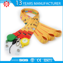 High Quality ID Card Sublimation Lanyard