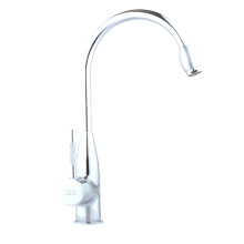 Single Handle Brass Kitchen Faucets