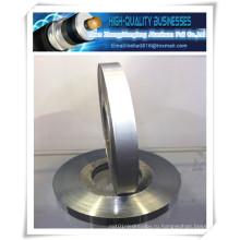 Дешевые кабельные экранирующие материалы Теплостойкость Самоклеющаяся алюминиевая фольга ленты