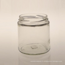 210ml Cylinder Glass Jar / Packaging Biberon