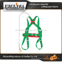 100% polyester construction safety rope