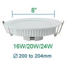 LedSolution LED unten Licht heißer Verkauf neue LED unten Lampe 15W / 18W / 25W / 36W heißer Verkaufs-Entwurf Dimmable CER RoHS