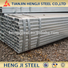 Rectangle Galvanized Steel Tube 50*100mm