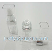 square airless bottle