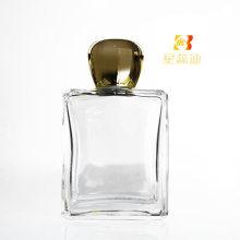 Gold Color Plastic Perfume Bottle Spray Cap Cosmetic Lids