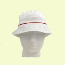 White Blank bucket Hat add your own logo wholesale boonie bucket hat caps