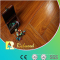 12.3 mm en relieve Hickory encerado con bordes Lamianted Floor