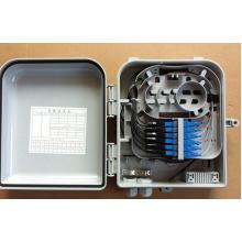 12cores FTTH Caixa de Distribuição de Fibra - Tipo de Adaptador