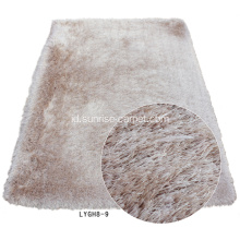 Karpet Linen Tipis Glossy & Silk Mixed