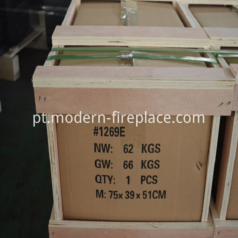 Wood Multi Fuel Burning Stoves Packaging