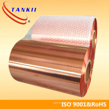 High Purity Double Shiny Thin Li-ion Battery Used Copper Foil