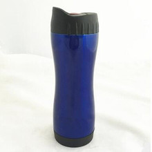 Wholesale BPA Free Double Wall Stainless Steel Golf Sport Water Bottle (SH-VC17)