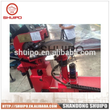 2017 SHUIPO machine Dished end flanging machine Dish Bottom Bending Machine