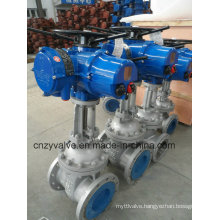 Electric Control Gate Valve Dn200