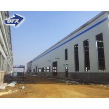 Low price modern prefabricated metal structure workshop storage shed self storage steel building