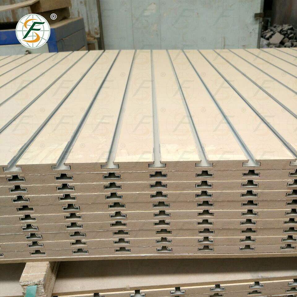 Slotted Mdf 7