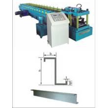 Hydraulische automatische CZ purlin-aanraakschermvormmachine