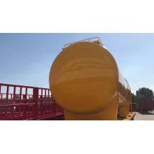 Transporte Semirremolque Camión cisterna de aceite