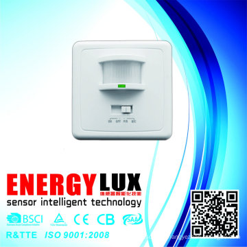 Es-P09A 160 Degree Two Line Wall Hidden Switch Infrared Motion Sensor
