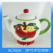Elegante atacado de alta qualidade cerâmica dom maçã maçã