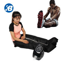 2021New Arrival dropshipping service normatec recovery massagers leg compression therapy machine for blood circulation