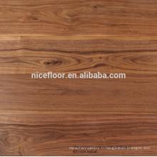 Revêtement de sol en bois massif à trois couches en bois WALNAT WOOD
