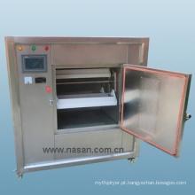 Máquina de secagem de componentes eletrônicos de microondas Nasan