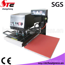 Swing Away Automatic Pneumatic Double Station Heat Press Machine Pneumatic Shaking Head Heat Transfer Machine Stc-Qd04