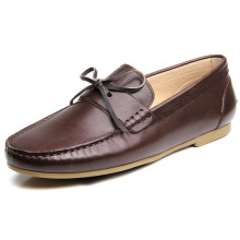 2014 New Fashion Man Shoe Black Color Leather Man Shoes J141026