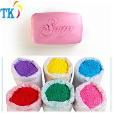 Pigmento comestível para sabonete