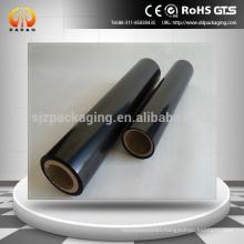 Polyester Film/ Mylar Black Polyester Film, ,Heat Resistant Polyester Mylar Film