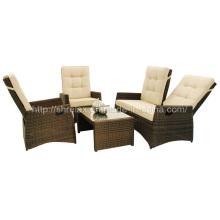 Outdoor Lounge Garden Furniture Patio Wicker Sofa Set