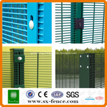 358 High Security Fence / anti climb high security fence