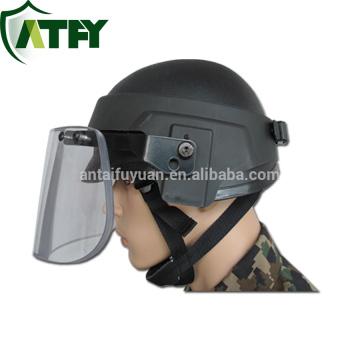 Пуленепробиваемый шлем Visor последний Пуленепробиваемый защитный щиток для лица