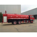 Dongfeng 6x4 diesel water tank fire truck