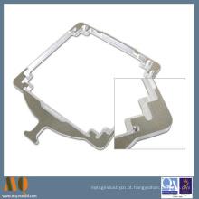Peças de usinagem CNC de alumínio de alta precisão