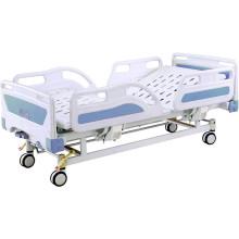 Krankenhaus Möbel Full-Fowler 2 Kurbeln Manuelle Krankenhaus Patientenbett