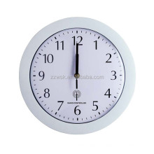 Modern style Radio Control clock and wall clock in 12inch size