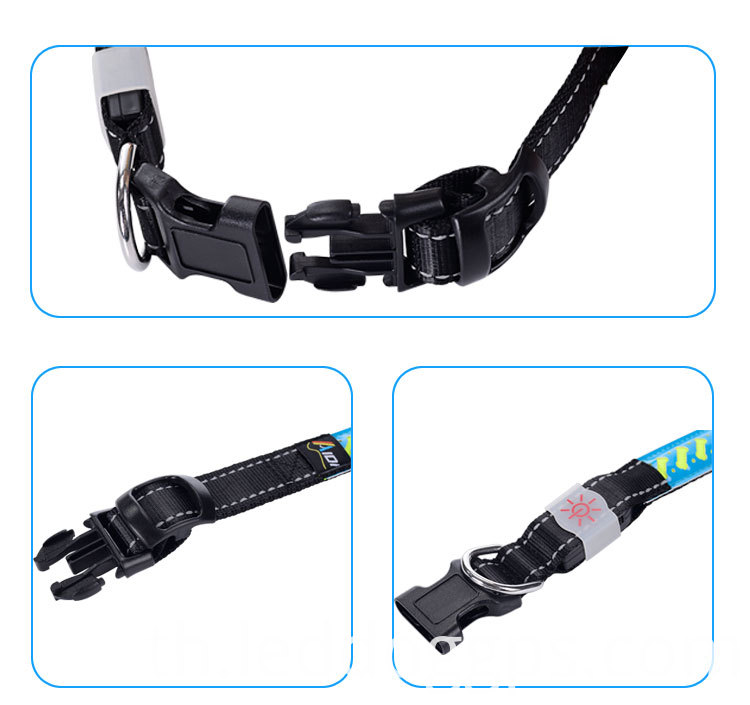 Wholesale Flashing Dog Collar
