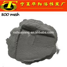 Prix du corindon d'oxyde d'aluminium fondu noir