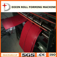 Machine de fente de feuille plate en métal