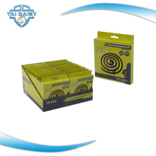 New Deisgn High Quality Micro Smoke Black Mosquito Coil