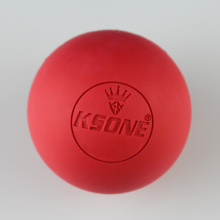 OEM for Custom Massage Ball High quality Natural Rubber Lacrosse Ball export to South Korea Suppliers