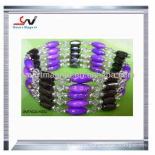 customized permanent hematite Magnetic Jewellery