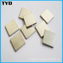 Leistungsfähiger magnetischer China-Block NdFeB Permanenter Magnet