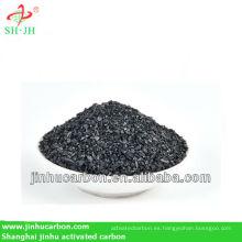 carbón activado aplicado a la adsorción de gas