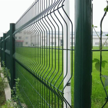 China for Triangle Bending Fence Triangle Bending Guardrail Nets Fence supply to Philippines Importers