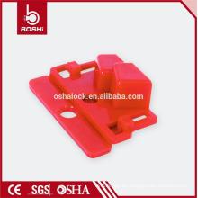 MCCB Eléctrico Caja moldeada Bloqueo del disyuntor para la etiqueta de bloqueo BD-D07